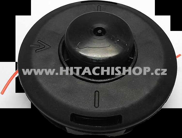 Profesionální strunová hlava HITACHI 781307