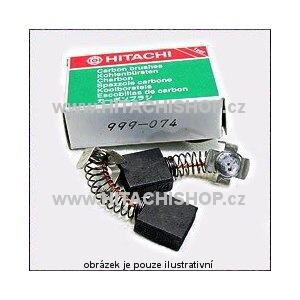 DH24PC3 Vrtací a sekací kladivo Hitachi UHLÍKY