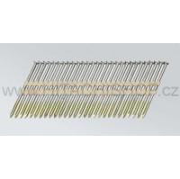 Hřebíky pro hřebíkovačku NR90 2,8x65 40014709