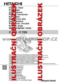 DH24PB3 vrtací kladivo Hitachi Návod k obsluze