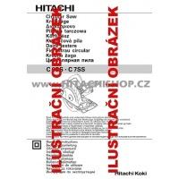 DH22PG vrtací kladivo Hitachi Návod k obsluze