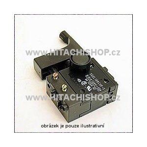 W6VM Elektrický šroubovák Hitachi VYPÍNAČ